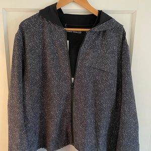 Outdoor voices crepe stretch jacket new with tags